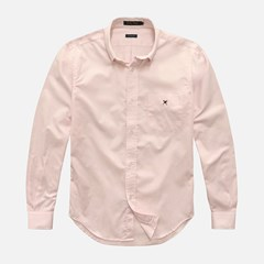 Camisa Classic Bd Ml Cb 21i059 - Barely Pink