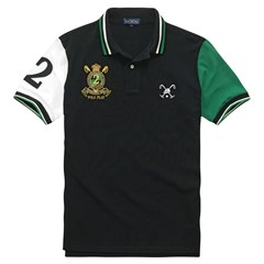 Camisa Polo N2 Special Black  5495