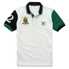 Camisa Polo N2 Special White 5494