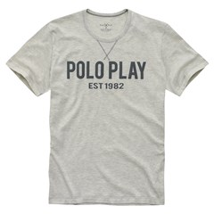 Camiseta Polo Play Mescla 5460