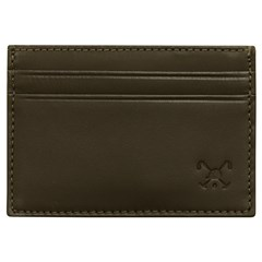 Porta Cartao Leather Com Prendedor 5904