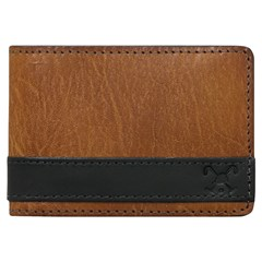 Porta Nota E Cartao Striped Leather 5908