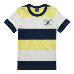 T-Shirt Striped Boys Tm Mc 7342 INFANTIL