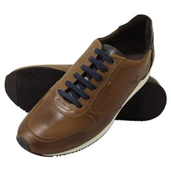 Tenis Polo Play Leather Comfort 5377